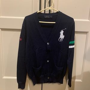 Polo by Ralph Lauren US open cardigan